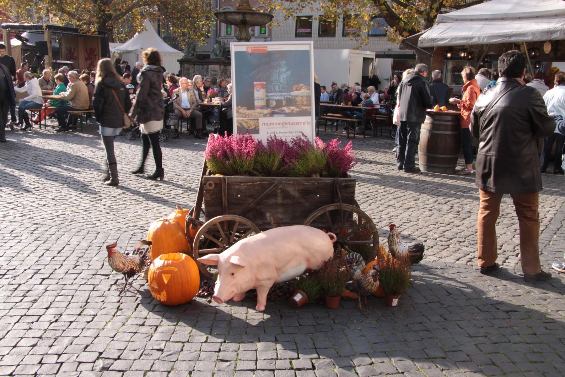 Mummemeilenschwein