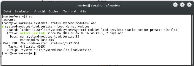 Bild wie Manpages unter Linux verlinkt sind.