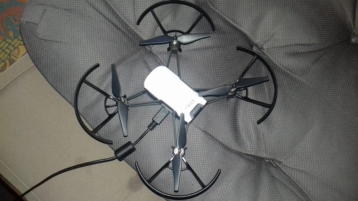 Eine Tello Drohne